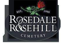 Cemetery Map Rosedale Rosehill Cemetery